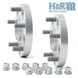 H&R Élargisseurs de voie 20mm pour Range Rover Typ LG Range Rover Sport 40757260