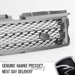 HAWKE 05-09 Range Rover SPORT GRIS Calandre NEUF 2010 Aspect Grille