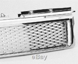 HAWKE HS-T grille calandre avant Pour Range Rover Sport 2006 Chrome SOLDES