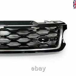 Hawke 2018 Aspect Avant Grille Noir Argent Pour Range Rover Sport L494 2014 2017