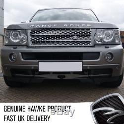 Hawke Range Rover Sport L320 gris 2010 aspect grille gris