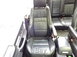 Interieur Complet Cuir Noir Land Rover Range Rover Sport 2.7 140kw 5p D Aut