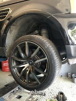 Jante Alu Land Rover Range Rover Hse Sport 20 Pouces