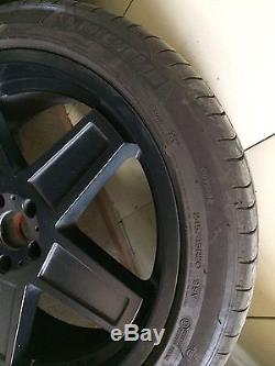 Jantes Et Pneus Neuf Michelin Pour Range Rover 245/45 R20 99V Lattitude Sport
