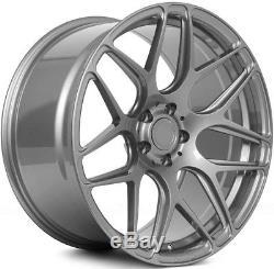 Jantes en Alliage X4 18 Cerf GM Cr1 pour Land Range Rover Sport Discovery