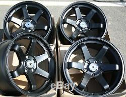 Jantes en Alliage X4 18 Noir St16 pour BMW X1 E84 X3 E83 F25 4x F26 X5 E53