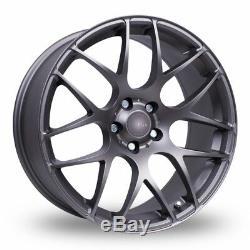 Jantes en Alliage X4 19 Gris Ms007 pour Land Range Rover BMW X3 E83 X5 VW T5