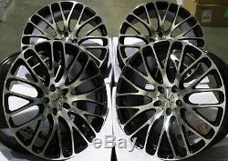 Jantes en Alliage X4 20 Noir P Altus pour Land Range Rover Sport BMW X5