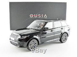 KYOSHO 1/18 LAND ROVER Range Rover Sport SVR 9542BK