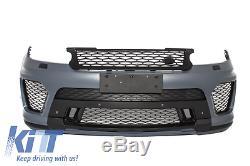 Kit Carrosserie Land Range Rover Sport L494 13+ SVR Look Pare-chocs+Aileron