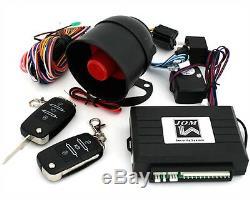 Kit Centralisation Alarme Mercedes Classe A B C E CLC Cls Telecommande