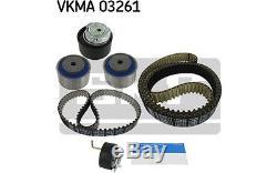 Kit de distribution Land Rover Range Rover Sport 2.7 TDVM 4x4 SKF VKMA 03261