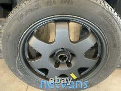 Kit roue de secours (galette)19 pour Range Rover Sport cric cléf et SAC 73X17CM