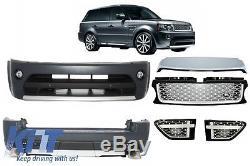 Kits Carrosserie Land Range Rover Sport L320 Facelift Autobiography Look 09-13