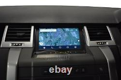 Land Range Rover Sport 2005-09 GPS Bluetooth GPS Android Apple Carplay 2 + 32