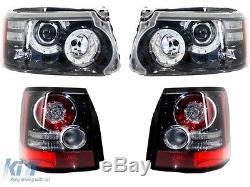 Land Range Rover Sport L320 Facelift Phares 05-13 Bi-Xénon LED DRL Feux Arrières