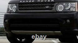 Land Rover OEM Range Rover Sport L320 2010-13 Supercharged Titane Pare-Choc Bord