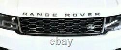 Land Rover OEM Range Rover Sport L494 OEM Shadow Atlas Lettrage Avant & Arrière