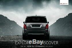 Land Rover Range Rover Sport 2005-2013 LED Glohh GL-3 Dynamique Feux