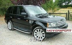 Land Rover Range Rover Sport 2005 2013 Side Steps Running Boards Set