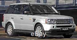 Land Rover Range Rover Sport L320 2008-2013 Premium Tapis de Sol Noir Solde