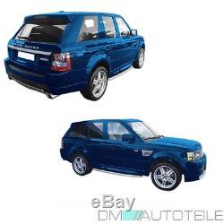 Land Rover Range Rover Sport L320 Marche pieds Jupes latérales Marchepieds 05-12