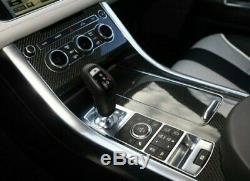 Land Rover Range Rover Sport L494 2014-17 OEM Carbone Fibre Svr Intérieur Bord