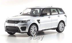 Land Rover Range Rover Sport SVR 1/18 9542S KYOSHO