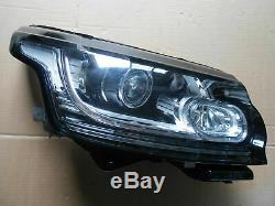 Le phare Range Rover Sport LED 2013