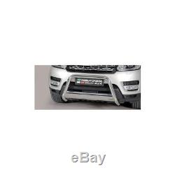 MEDIUM BAR INOX D. 63 LAND ROVER RANGE ROVER SPORT 2014- CE accessoires 4x4