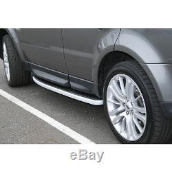 Marche pied en aluminium pour Range Rover Sport 2005-2013