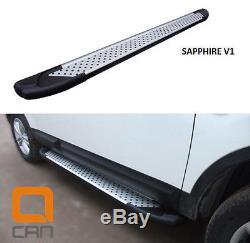 Marche-pieds latéraux Land / Range Rover Sport 0514, Sapphire V1 183cm EN STOCK