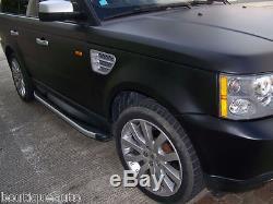 Marche-pieds latéraux LandRover Range Rover Sport 2005 (le jeu D+G), série