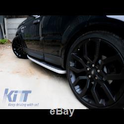 Marche pieds latéraux Land Rover Range Rover Sport (2005-2013) KITT RBRR01
