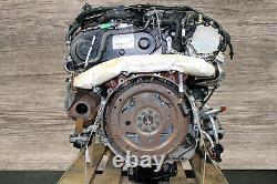 Moteur Range Rover 306DT Simple Turbo Année 2017 Moteur Complet 54.000km 190KW