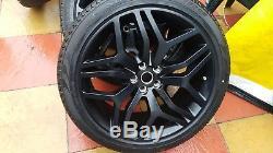 NEUF d'origine Range Rover Sport l494 22 style 17 508 Noir