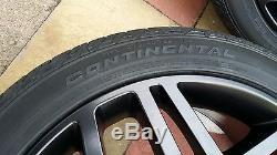 Neuf D'Origine Range Rover Sport L494 22 Style 17/508 Noir Aluminium