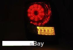 OFFER Tail Lights Land Rover Range Rover SPORT 05-09 Red White LED FR LDLR08ES X
