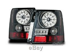 OFFERTA Fari Posteriori x Land Rover Range Rover SPORT 2005-2009 Neri LED FR LDL