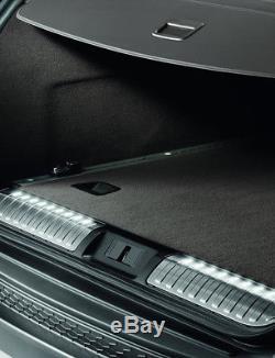 ORIGINAL Range Rover Sport l494 allumé COFFRE CHARGE ESPACE grattoir Plaque
