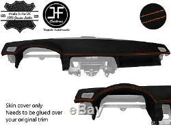 Orange Surpq Planche De Bord Couverture Luxe Suede Pour Range Rover Sport 05-09