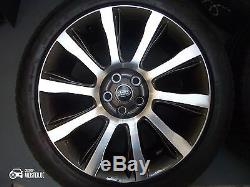 Original Range Rover Sport Jantes Pouces Roues Neuf Pneus Toutes Saisons 275 45