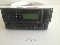 Original Range Rover Sport L320 Autoradio Radio CD Laufwerk VUX500500