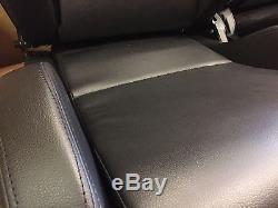 Paire de BB3 INCLINABLE UNIVERSEL Seau SPORT SEAT S noir idéal pour Landrover