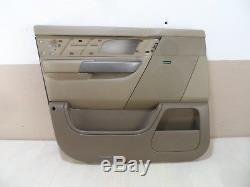 Panneau pour portière porte carton à l'avant gauche Range Rover L320 ejb502250