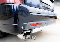 Pare-Chocs pour Arrière Range Rover Sport 05+ Autobiography Échappement Bumper