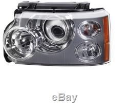 Phare Avant DX Pour Range Rover Sport 2005-2009 Bi Xénon Dynamique