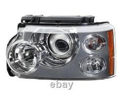 Phare Avant Xenon Gauche Range Rover 2005-2009 Virage Dynamique Hella