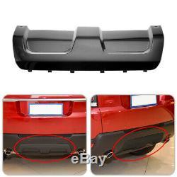 Plaque Protection pare-chocs arrière voiture pour Land Rover Range Rover Sport