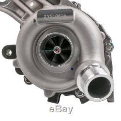 Pour Jaguar XF J05 2009 2010 2011-2015 CC9 3.0 D Turbocharger 155KW 177KW 202KW